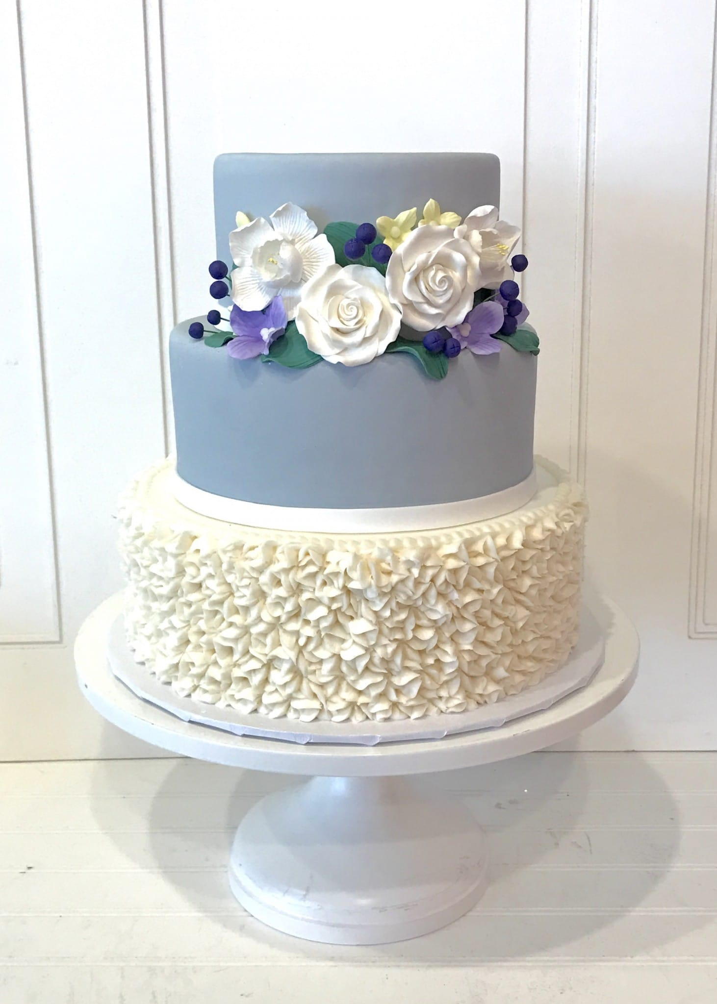 Wedding Cake Gallery | 3 Sweet Girls Cakery