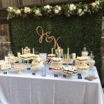 Wedding Dessert Table Hotel Covington