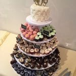 Mini Cupcake Tower at The Center