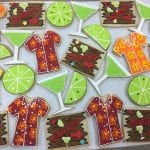 Jimmy Buffet Margaritaville Cookies