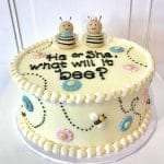 What Will Baby Bee Cake