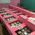 Corporate Christmas Holiday Orders 3 Sweet Girls Cakery