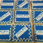 Catalina Marketing Company Logo Cookies