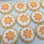 Health Collaborative Logo Cookies