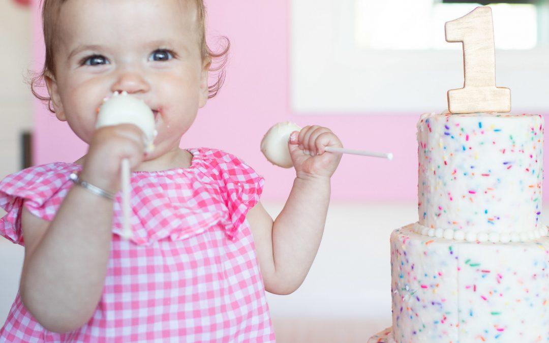 Children's Custom Birthday Cakes