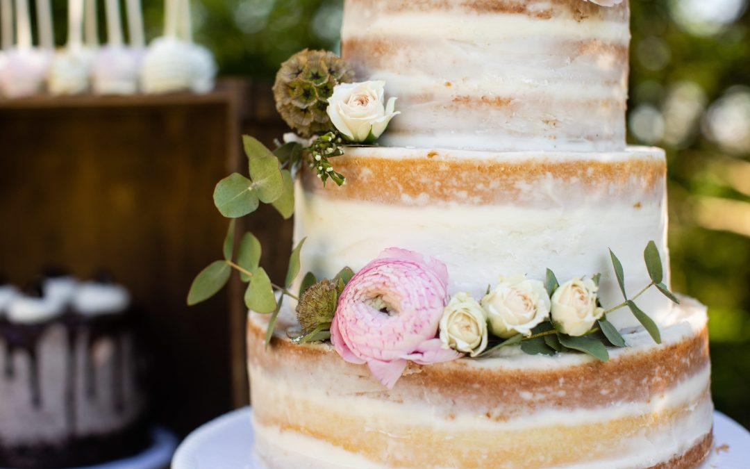 4 Wedding Dessert Trends for 2018