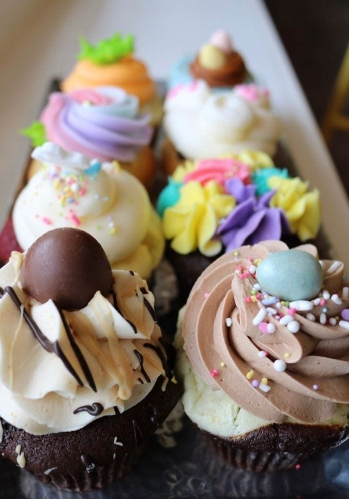Easter Cupcakes | 3 Sweet Girls Cakery