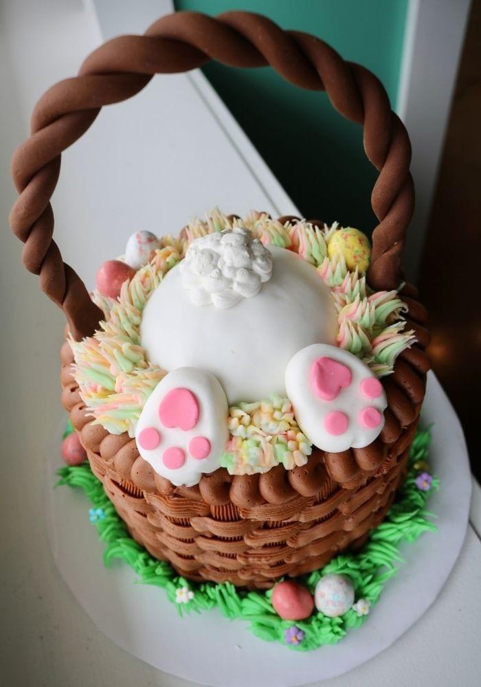 Easter Cakes | 3 Sweet Girls Cakery