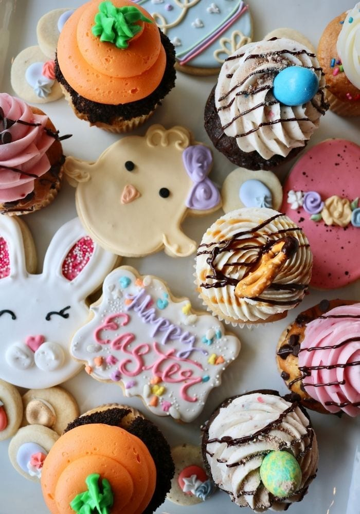 Easter Desserts | 3 Sweet Girls Cakery