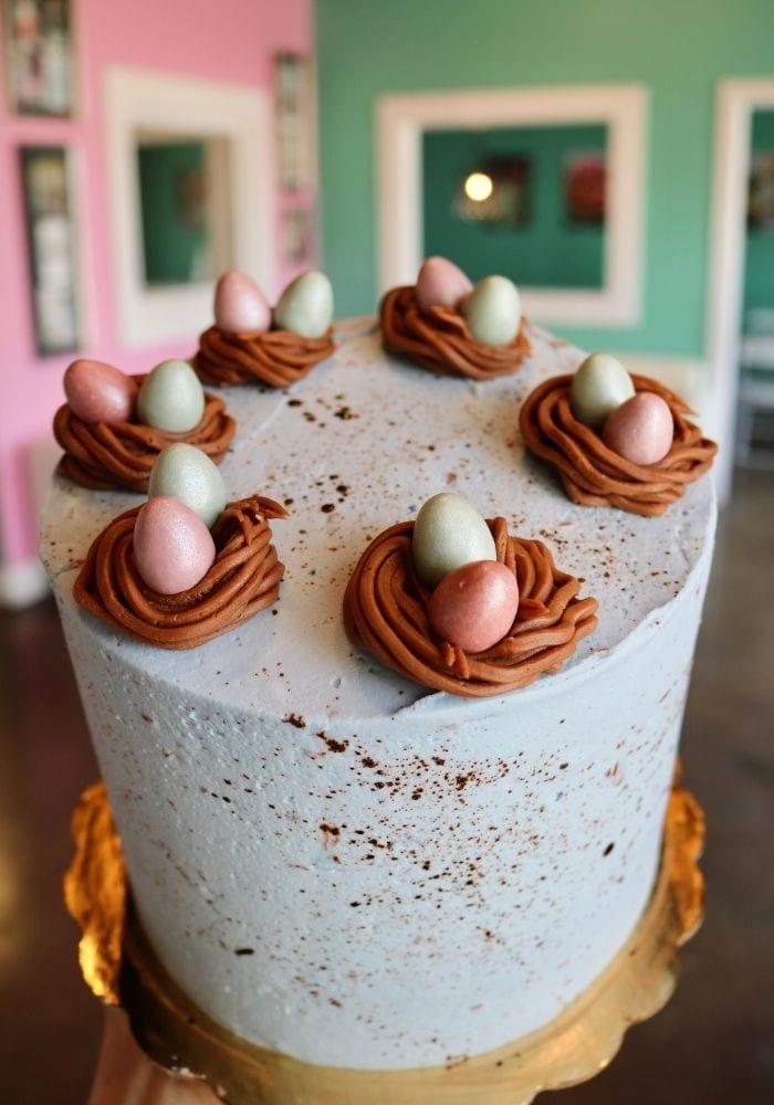 Easter Cake | 3 Sweet Girls Cakery