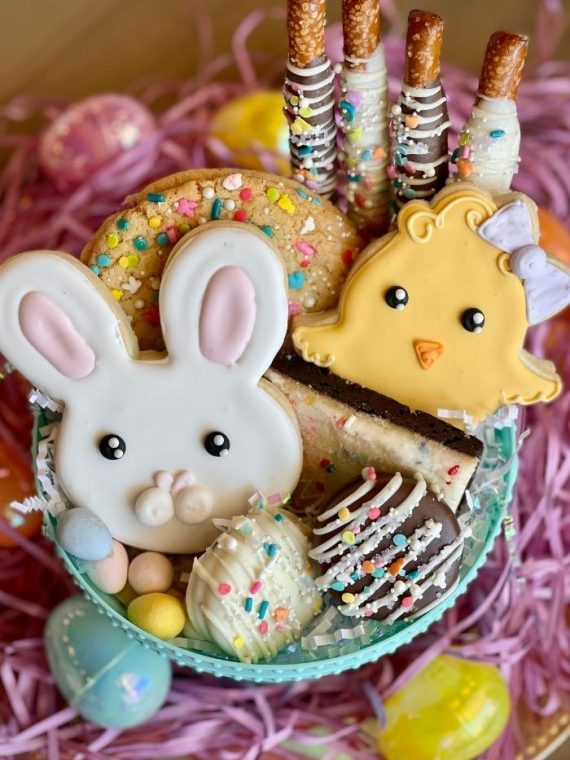 Easter Basket | 3 Sweet Girls Cakery