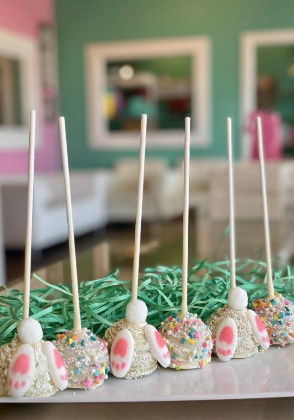 Easter Cake Pops | 3 Sweet Girls Cakery