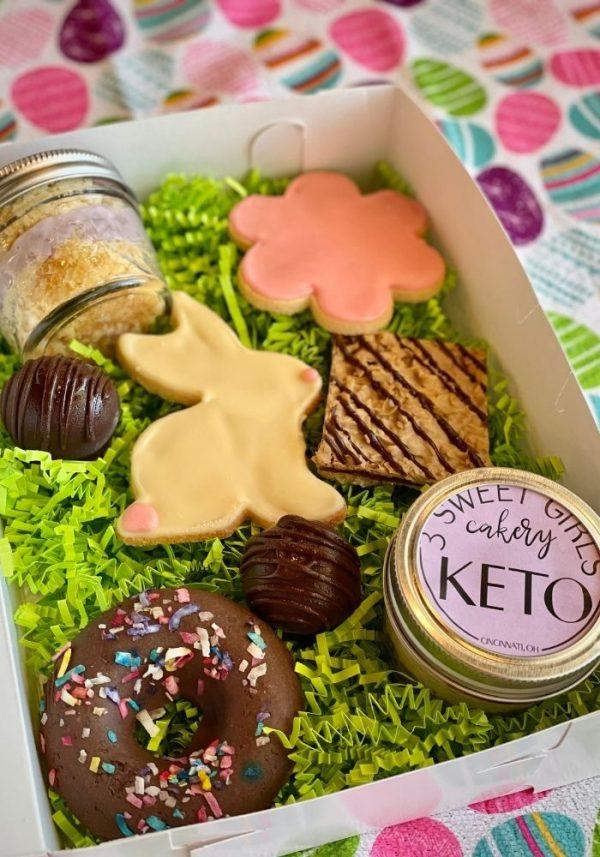 Easter Keto Desserts | 3 Sweet Girls Cakery