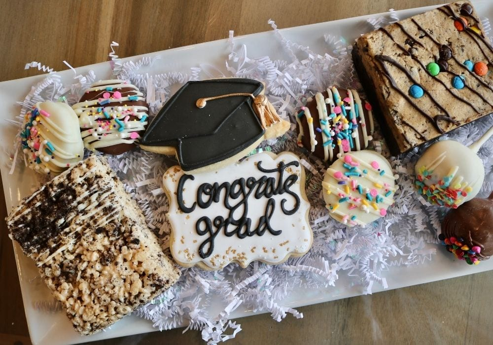 Graduation Treat Box | 3 Sweet Girls Cakery