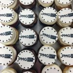 Cupcakes for Platinum Marketing Group