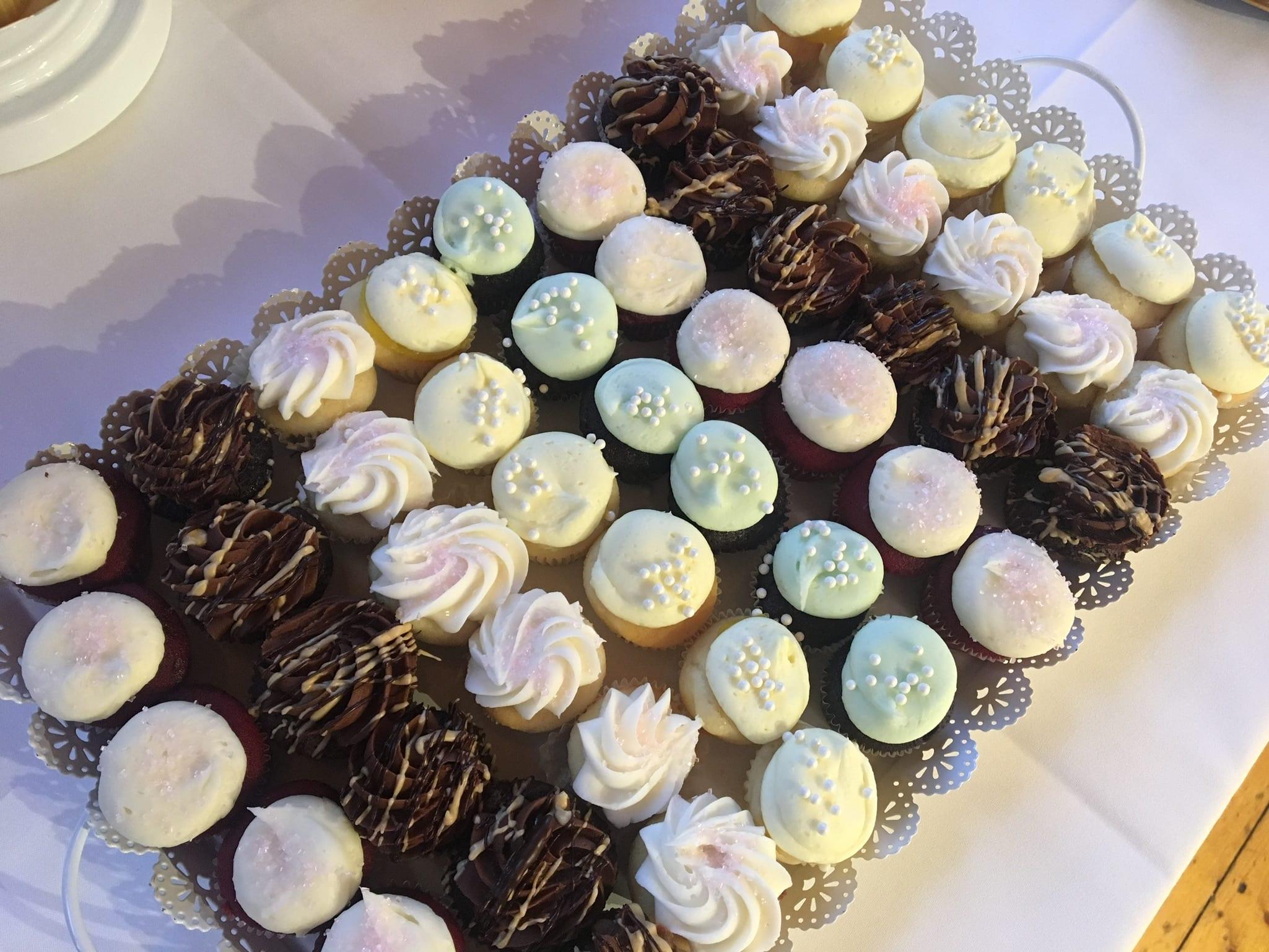 Mini Cupcake Assortment | 3 Sweet Girls Cakery