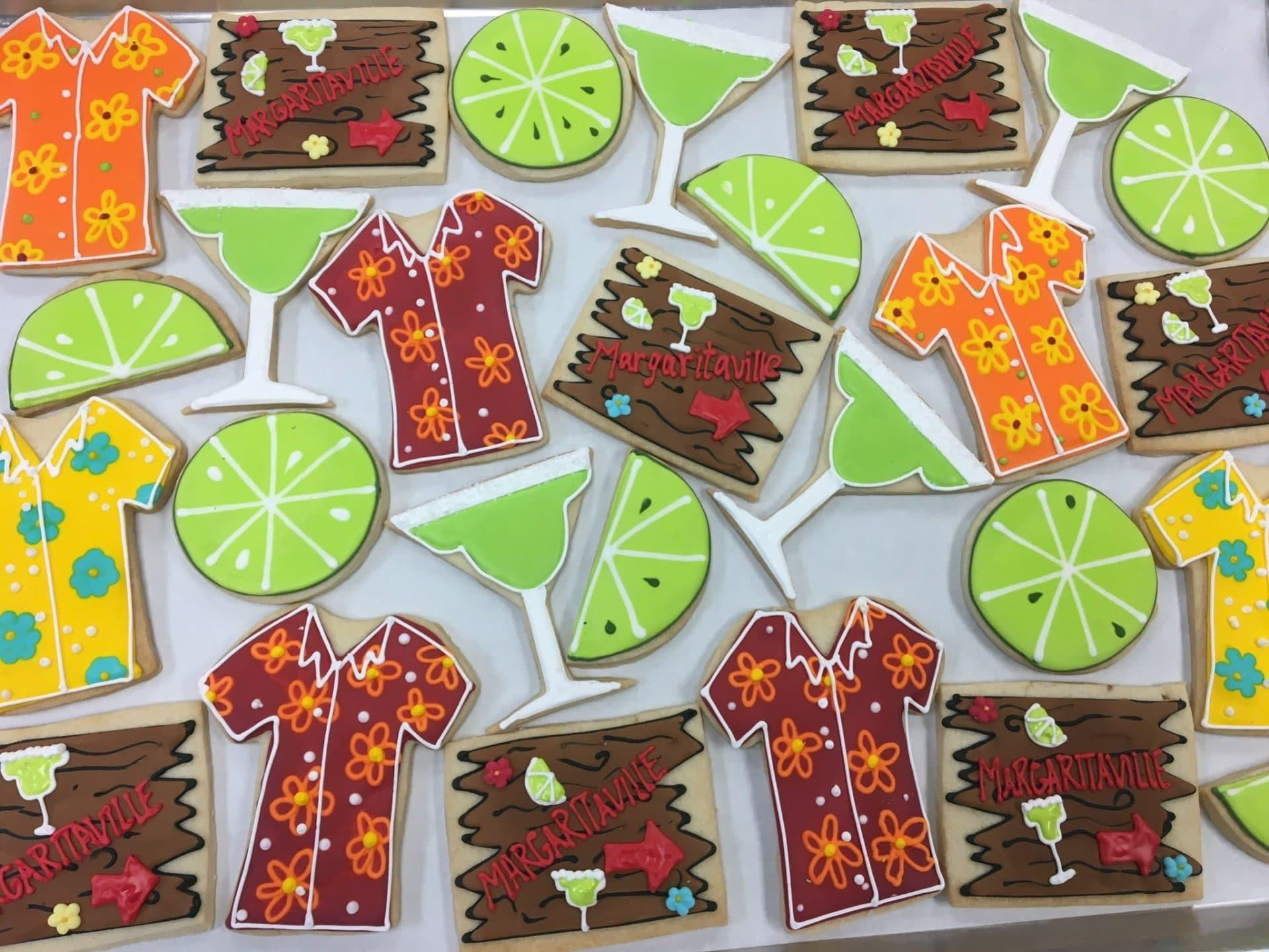Jimmy Buffet Margaritaville Cookies