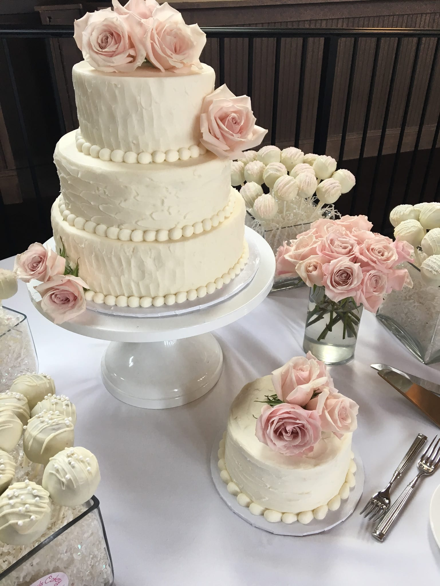 4 Wedding Dessert Trends for 2018 | 3 Sweet Girls Cakery