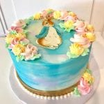 Peter Rabbit Smash Cake