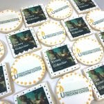 Freedom Center Logo Cookies