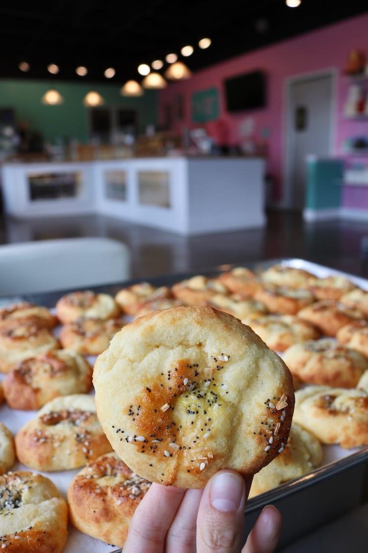 Keto Bagels | 3 Sweet Girls Cakery