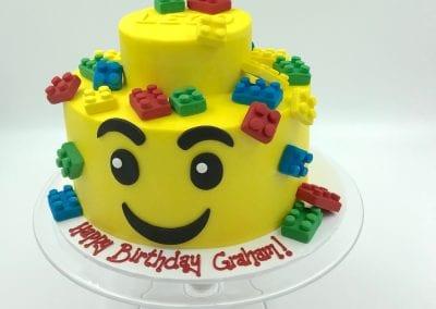 Lego Cake | 3 Sweet Girls Cakery