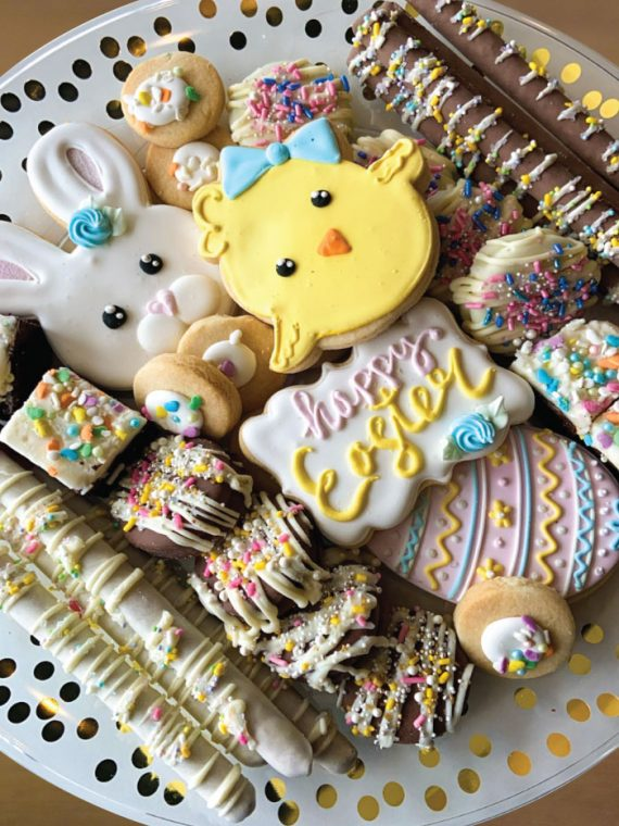 Medium Easter Assortment | 3 Sweet Girls Cakery