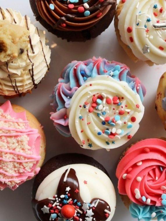 Memorial Day Cupcakes | 3 Sweet Girls Cakery