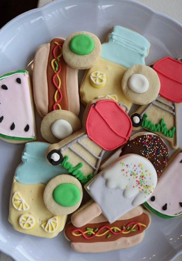 Memorial Day Cookies | 3 Sweet Girls Cakery