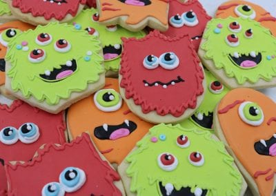 Monster Cookies | 3 Sweet Girls Cakery