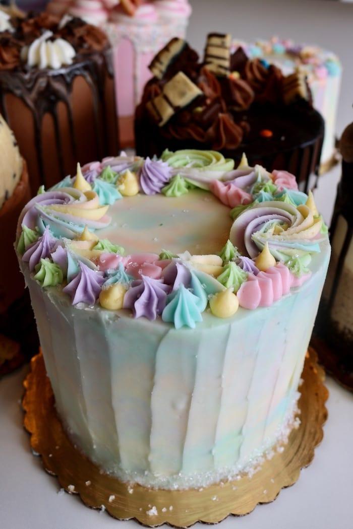 Pastel Cake | 3 Sweet Girls Cakery