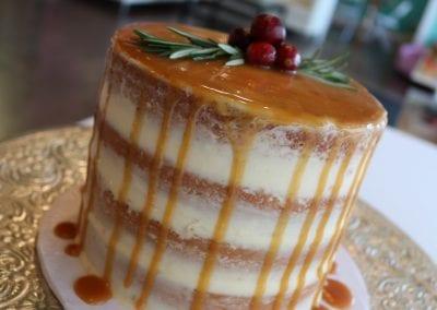 Salted Caramel Drip Cake | 3 Sweet Girls Cakery