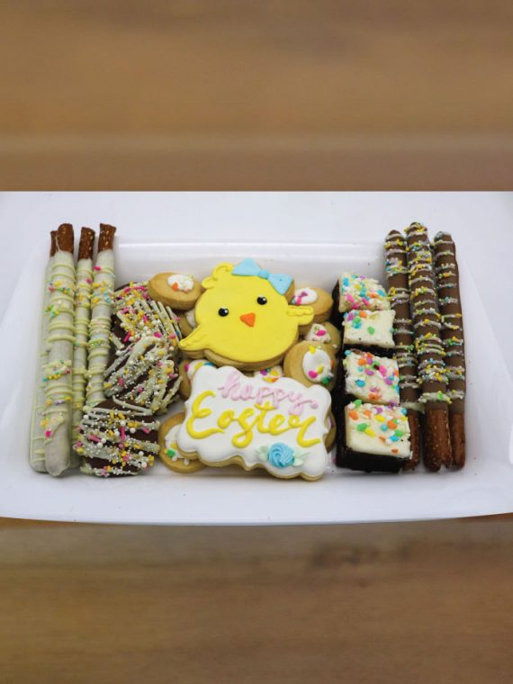 Small Easter Assortment | 3 Sweet Girls Cakery