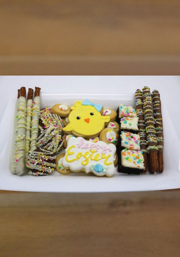 Small Easter Assortment   3 Sweet Girls Cakery