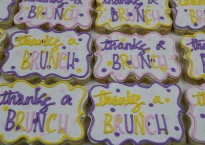 Thanks a Bunch or Brunch Cupcakes | 3 Sweet Girls Cakery