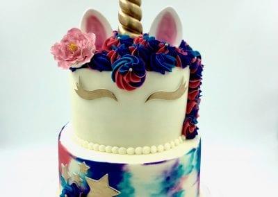 Unicorn Cake | 3 Sweet Girls Cakey