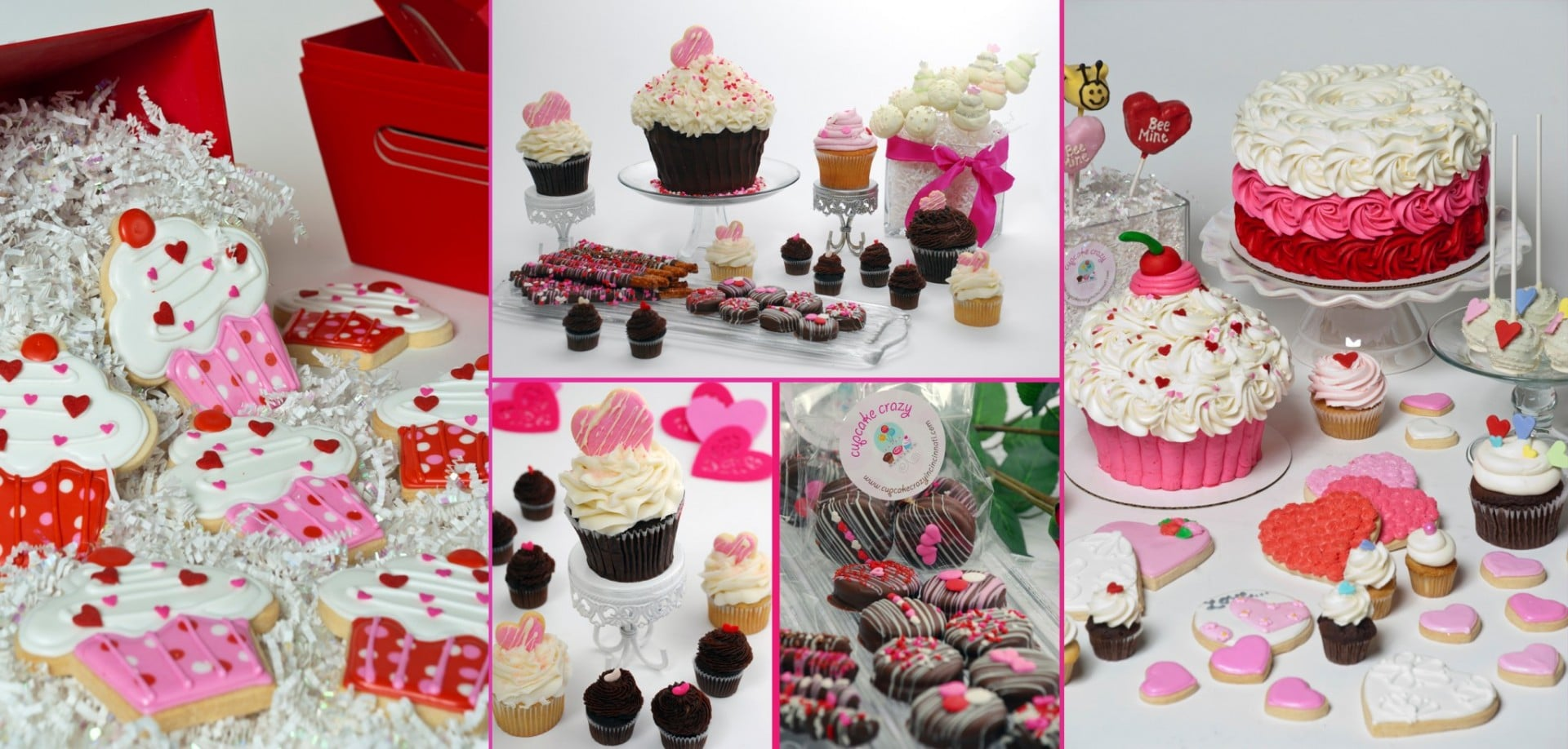 an especially sweet valentine's day - 3 sweet girls cakery, Ideas