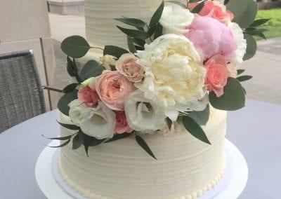 Wedding Cake | 3 Sweet Girls Cakery