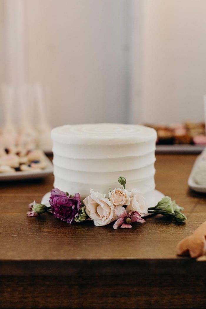 Wedding Cutting Cake | 3 Sweet Girls Cake