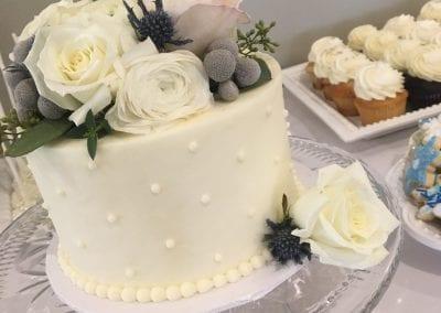 Wedding Cutting Cake | 3 Sweet Girls Cakery