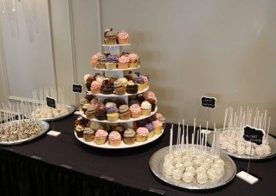 Wedding Dessert Table   3 Sweet Girls Cakery
