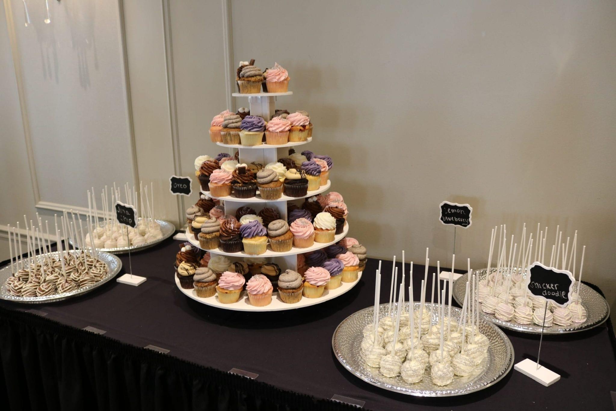 Wedding Dessert Table | 3 Sweet Girls Cakery