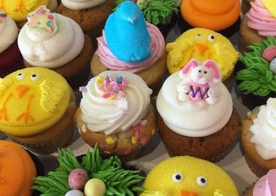 Assorted Easter Cupcakes | 3 Sweet Girls Cakery
