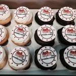 CincyBite.com Logo Cupcakes