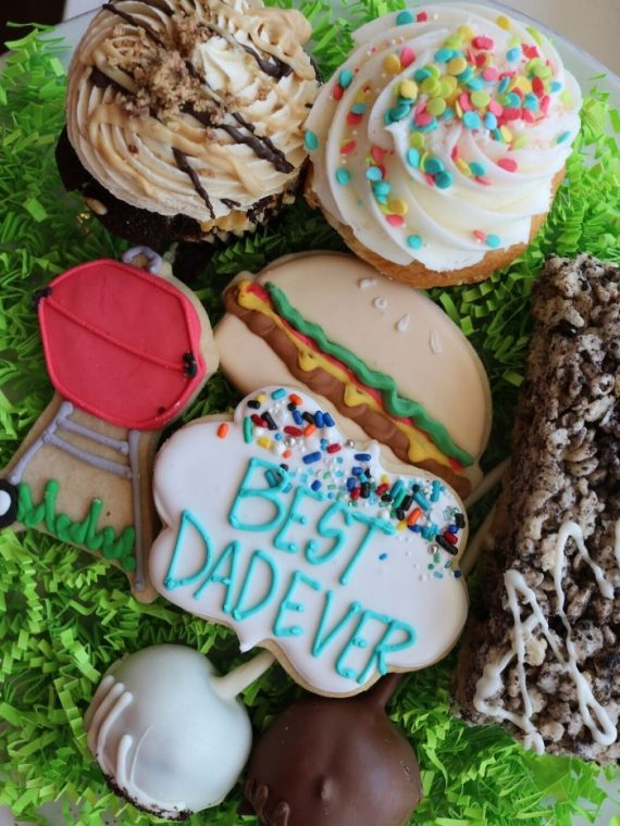 Father's Day Dessert Box | 3 Sweet Girls Cakery