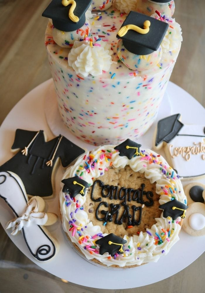 Graduation Desserts | 3 Sweet Girls Cakery