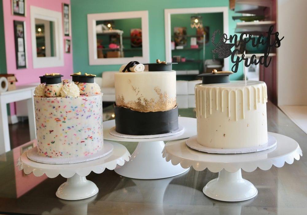 Graduation Cakes | 3 Sweet Girls Cakery