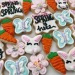 Mini Spring Cookies
