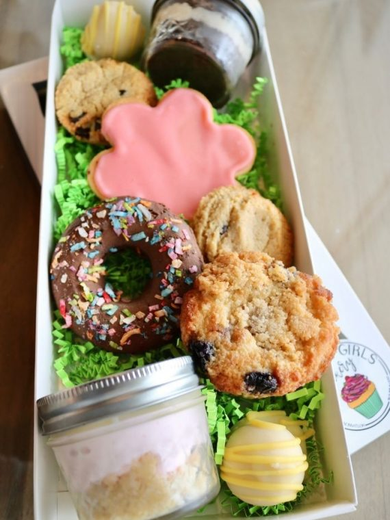 Mother's Day Keto Treat Box | 3 Sweet Girls Cakery